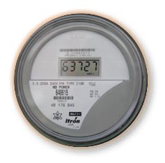 KWh energy only meters
