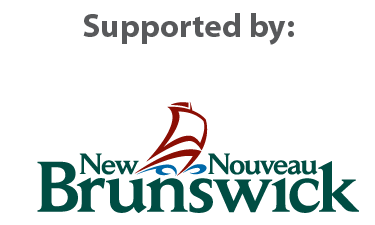Supported by: The government of New Brunswick