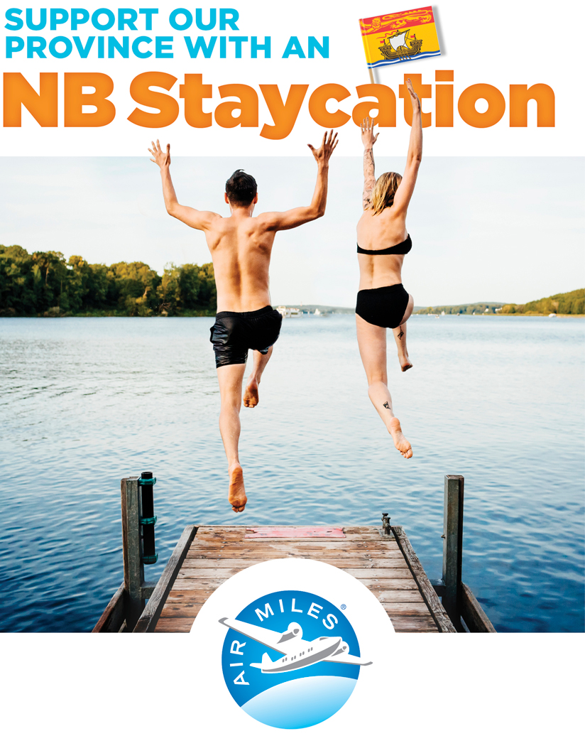 Support our province with an NB Staycation