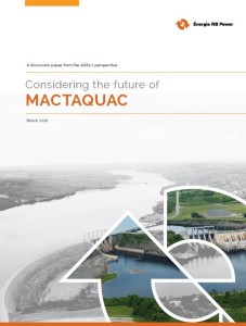 Considering the future of Mactaquac